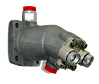 Light weight Bent Axis Hydraulic Motors and Pumps