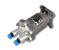 Light weight In-line Hydraulic Motor