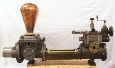 Exact Replica Of Uss Monitor Steam Driven Reciprocating Pump 1862