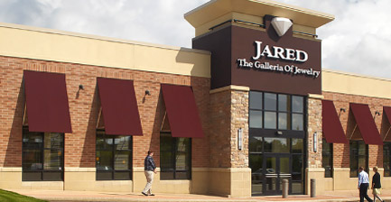Signet jewelers limited stores for Jared s jewelry shop