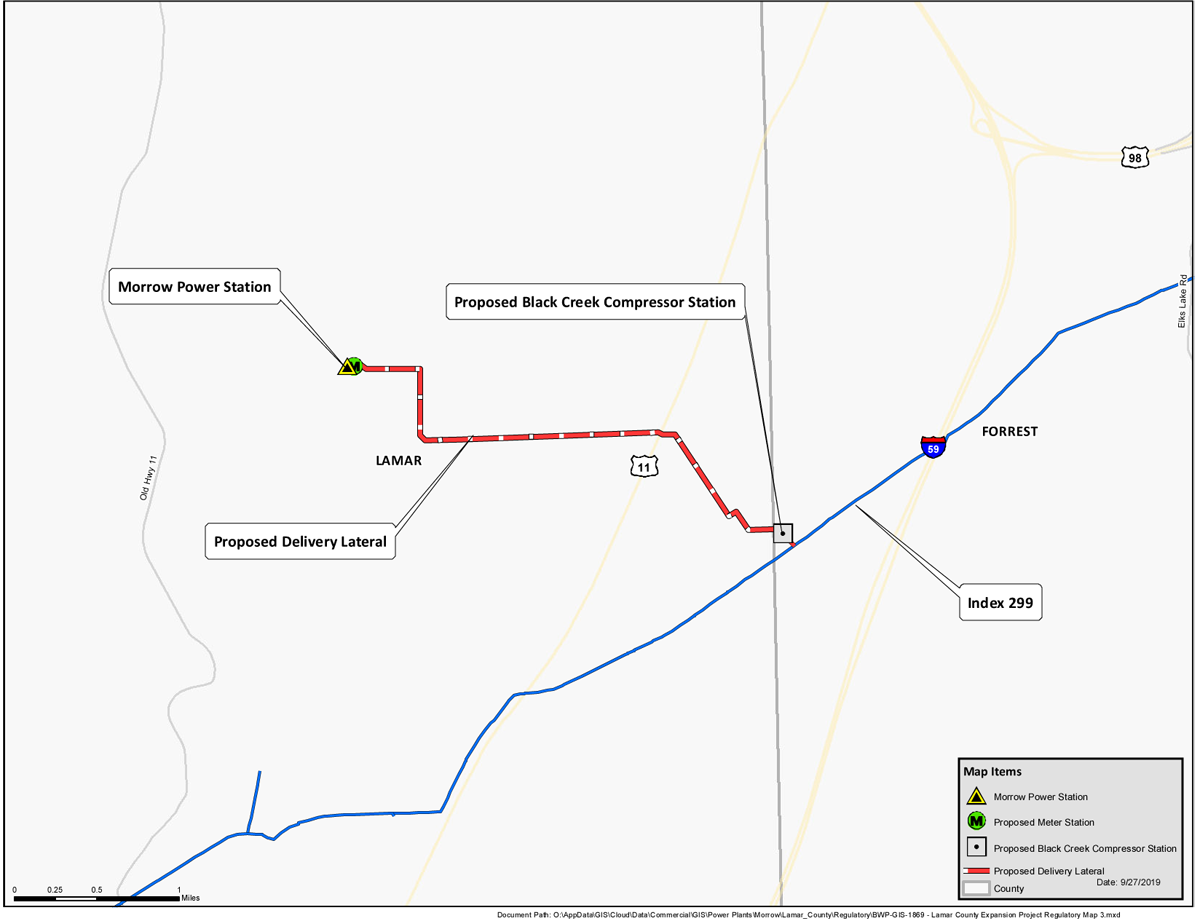 Boardwalk Pipelines About Us Subsidiaries Gulf South
