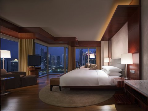 Hyatt Hotels Corporation Grand Hyatt Kuala Lumpur Opens