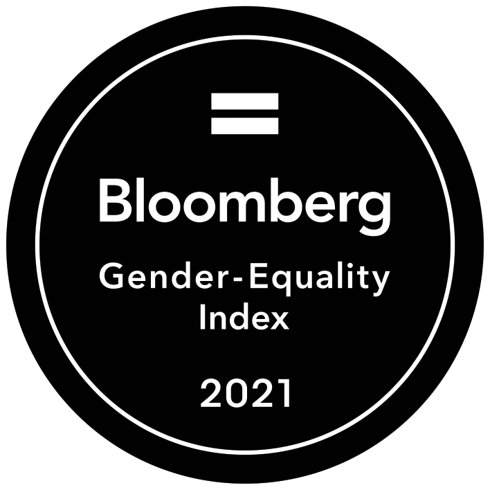 Bloomberg - Gender Equality Index - 2021
