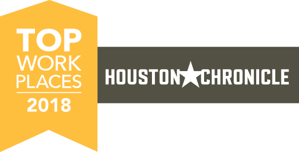 Houston Chronicle Top Workplaces logo