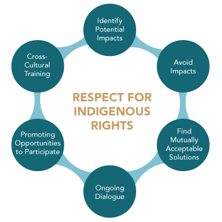 indigenous communities graphic