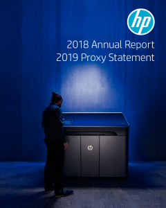 HP - Financials - Annual Reports & Proxies