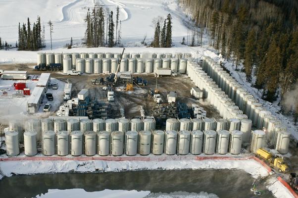 Precision Drilling Corporation - Service Lines - Oilfield