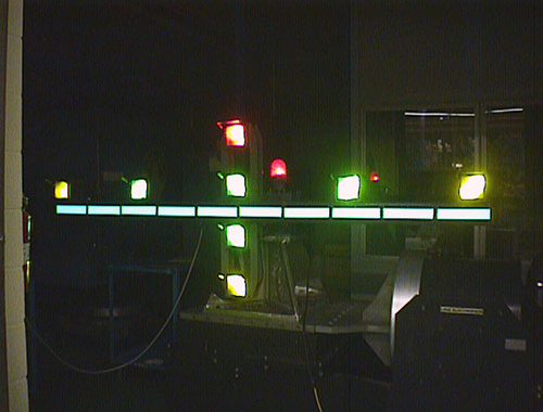 Horizon Reference System Lights On