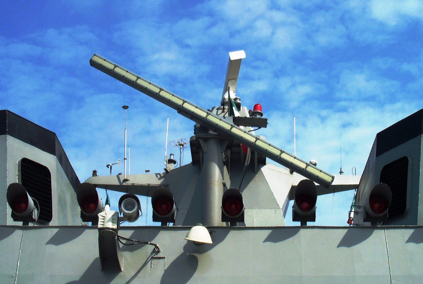 Ship Aviation Support Systems