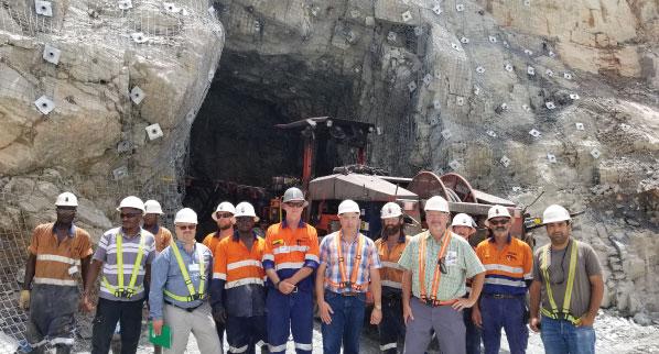 Bildergebnis für gold mine in burkina faso