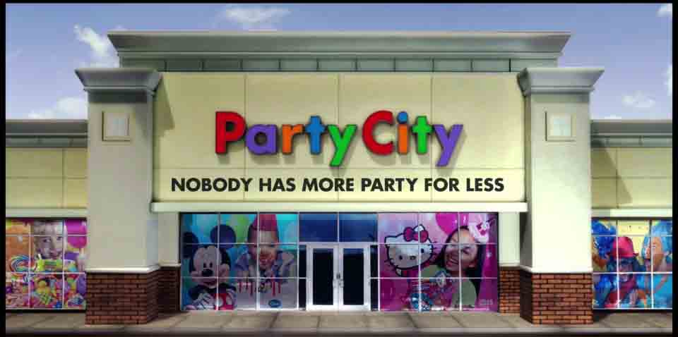 PARTY CITY HOLIDAY HOURS