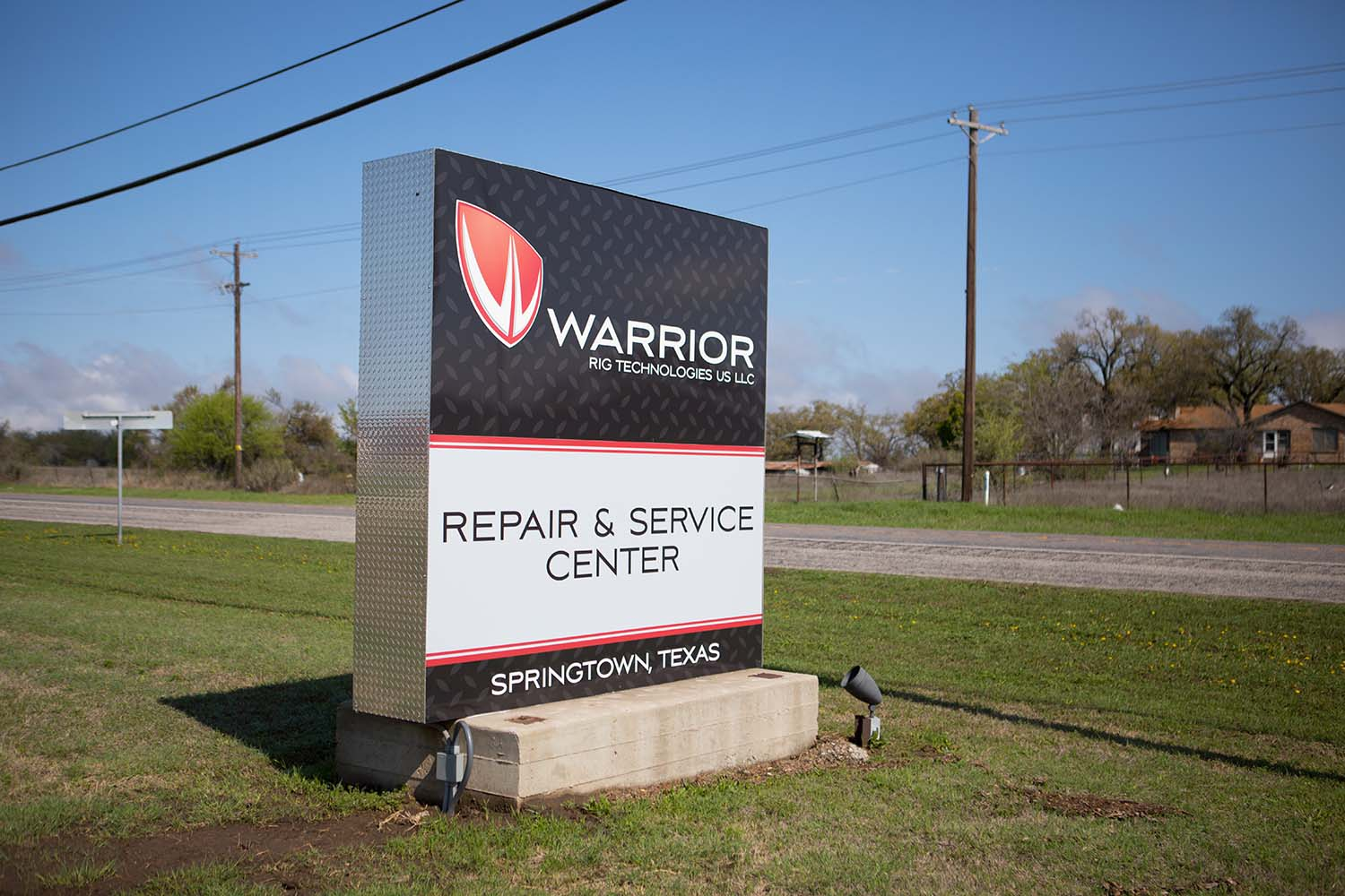 Warrior Repair & Service Center